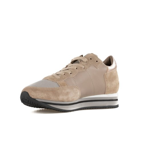 SNEAKERS DONNA PHILIPPE MODEL TORTORA THLD WZ11 MADE IN ITALY