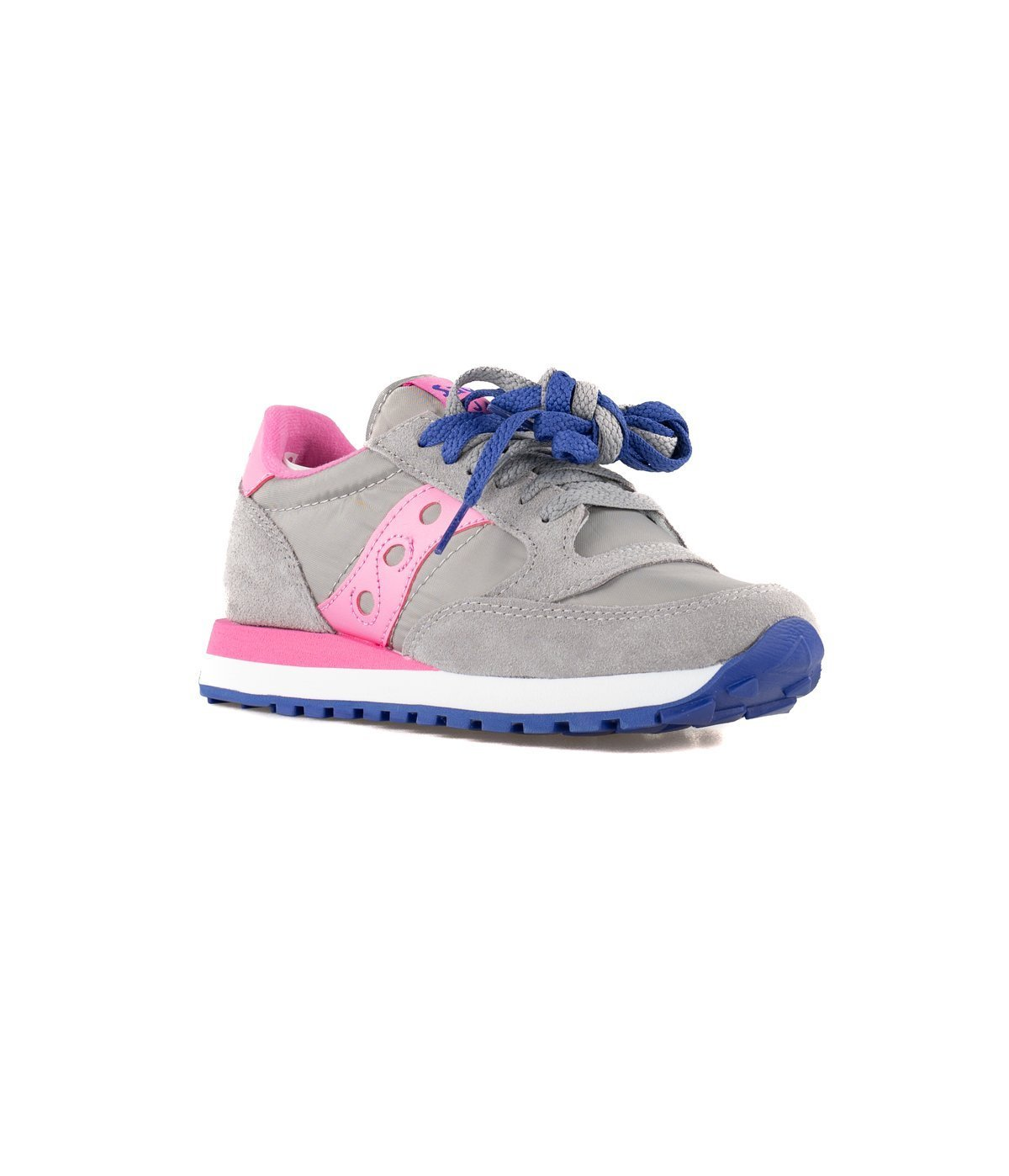 new style 1f2f0 76392 SNEAKERS DONNA SAUCONY JAZZ ORIGINAL GREY/PINK GRIS/ROSE S1044 463