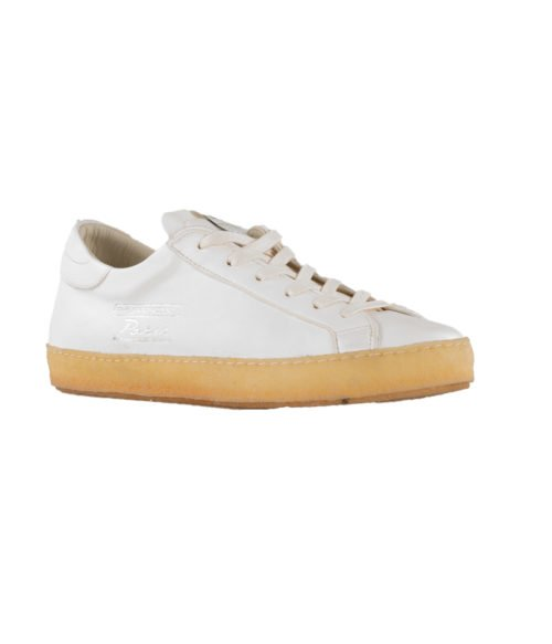 SNEAKERS UOMO PHILIPPE MODEL BIANCO CVLU WW11 VINTAGE MADE IN ITALY