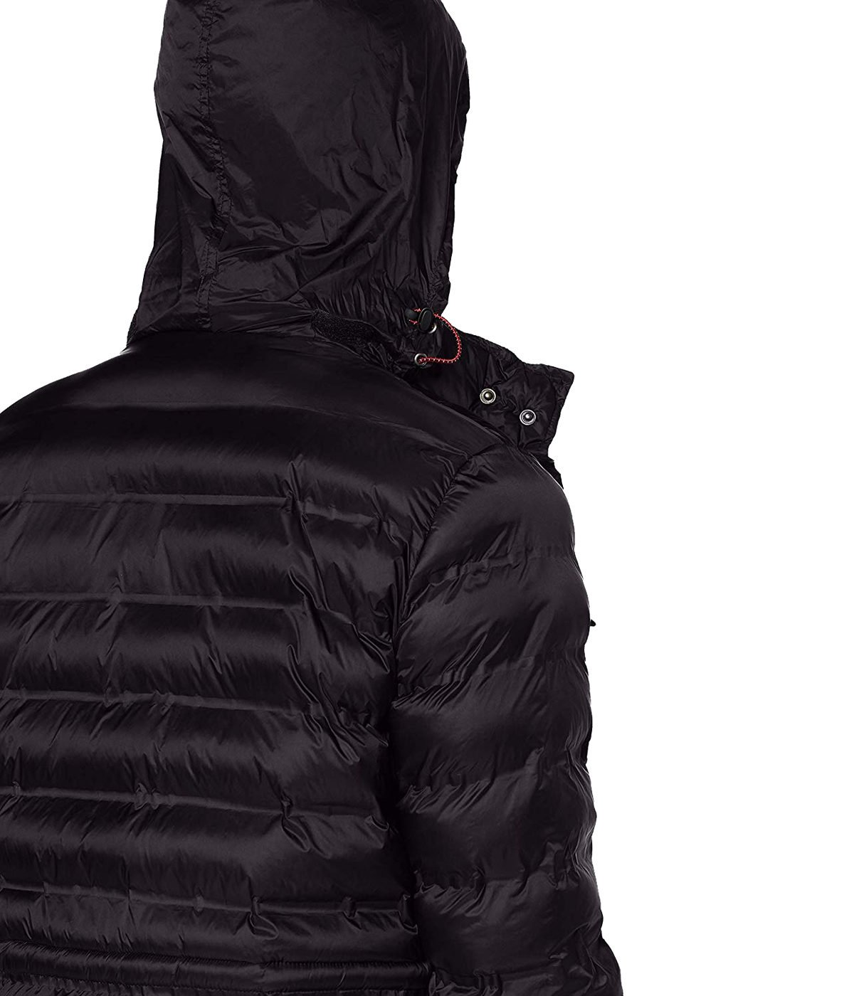 reputable site a1bc2 df777 GIACCONE UOMO INVICTA NERO JACKET LIGHT PIUMINO 4432356/U 1444